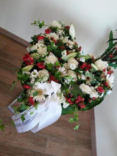 cœur fleurs