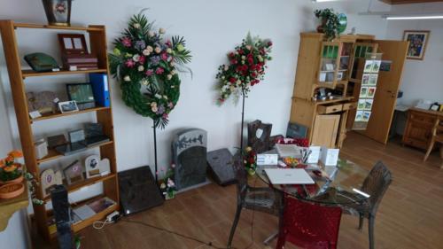 Exposition fleurs et monuments